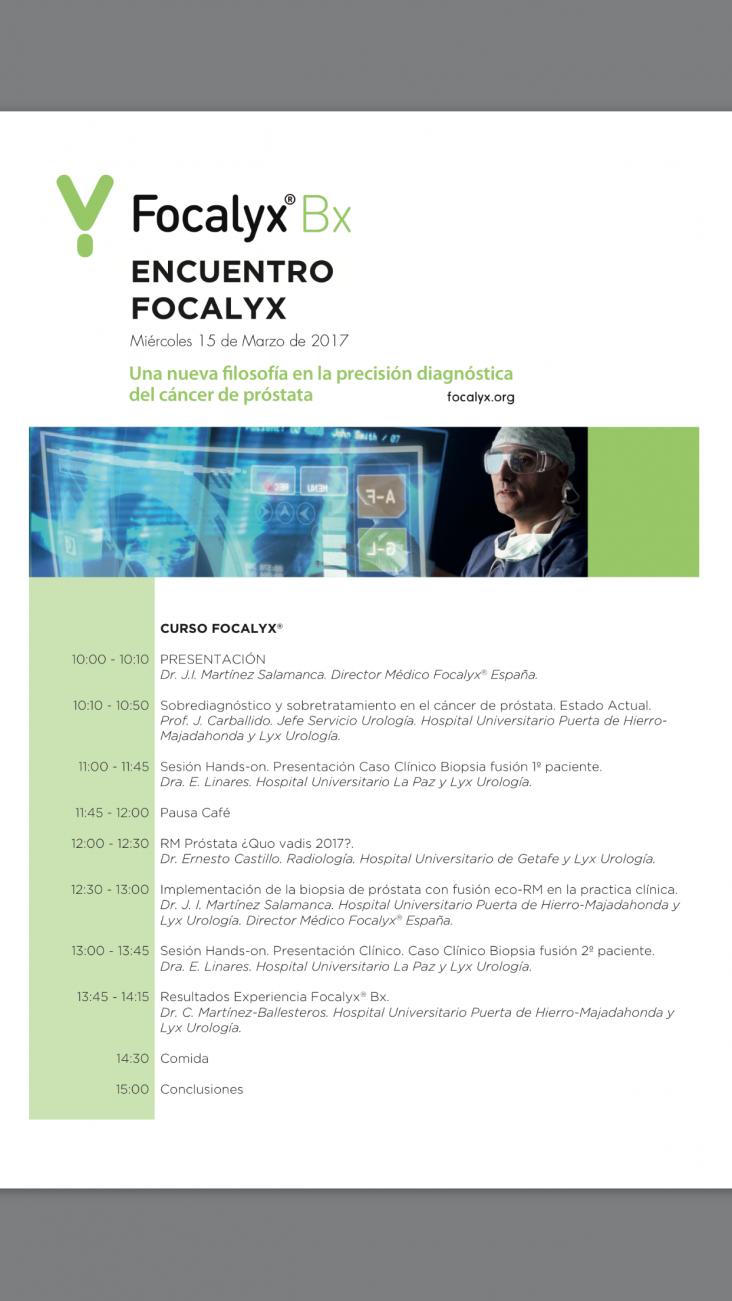 Curso Focalyx 2