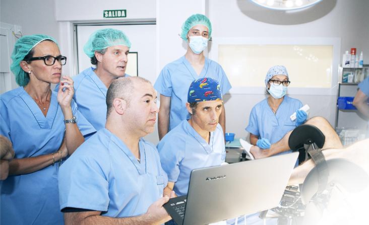 curso terapia focal cancer de prostata