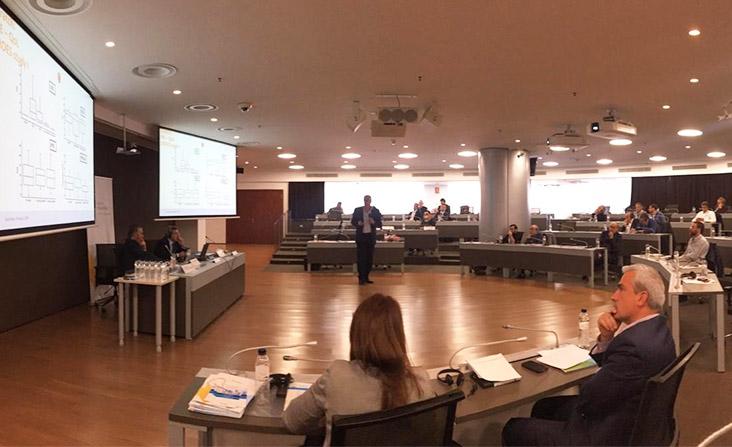 reunión europea de expertos en Electroporación Irreversible Prostática 1