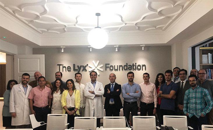 I Jornada de actualización en Enfermedad de Peyronie realizada en Lyx Foundation