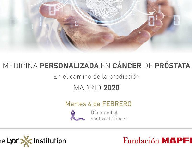Curso Medicina Personalizada en Cáncer de Próstata. En el camino de la predicción.